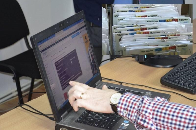 Programări online la Serviciul de Evidență a Persoanei Arad