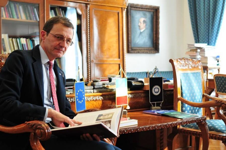 Preşedintele Academiei Române, gânduri la vreme de restriște