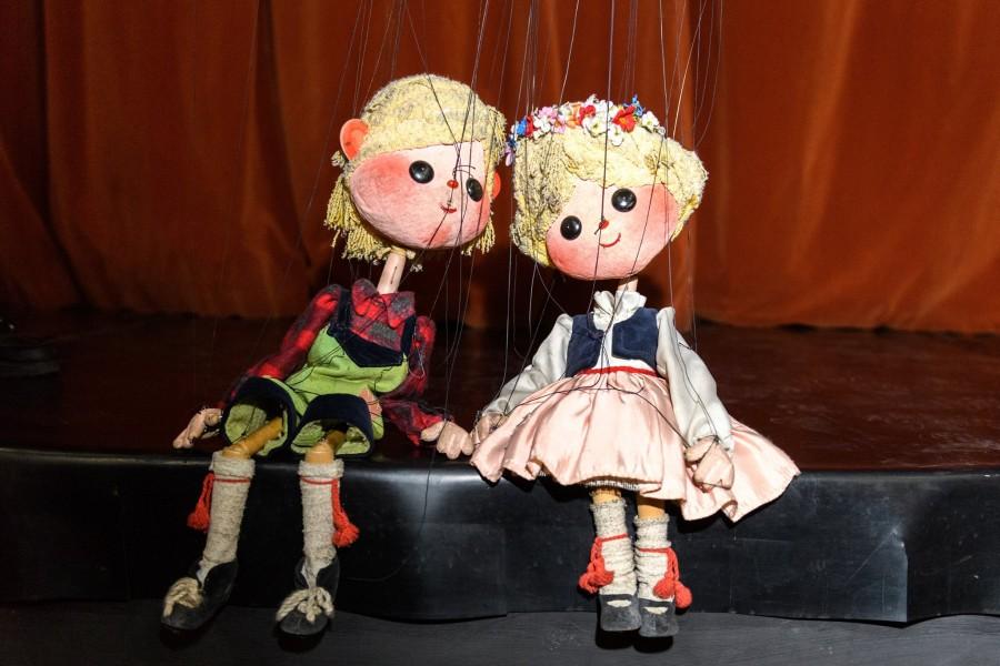 Și marionetele stau acasă! Actorii Trupei Marionete spun povești live, pe facebook