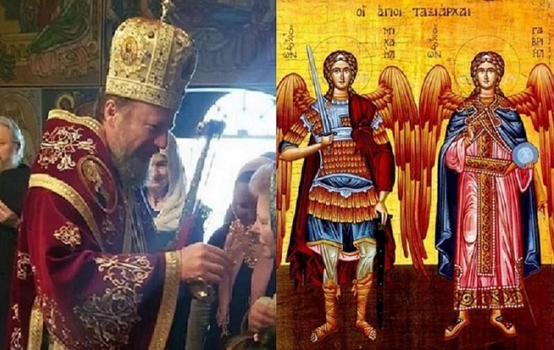 Sfinții Arhangheli Mihail și Gavriil, îngerii lui Dumnezeu în viața noastră