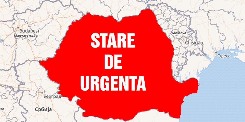 Stare de urgență. NOI MĂSURI restrictive pentru români