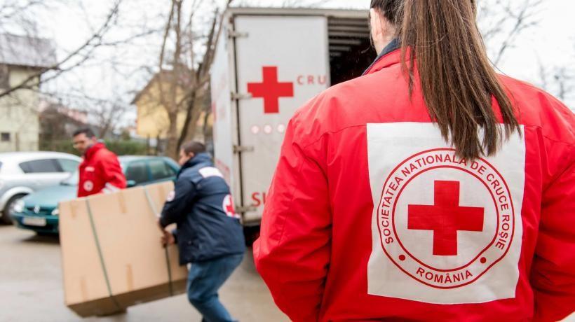 Crucea Roşie Română a achiziţionat 10 aparate de testare rapidă COVID şi 300 de kituri pentru spitale