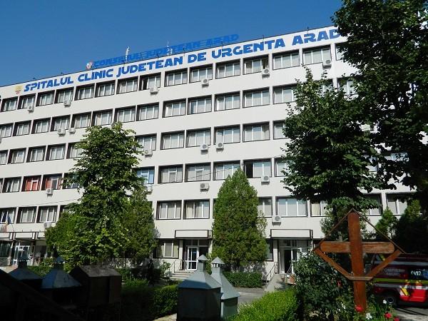 Primul aparat de testare Covid-19 a ajuns la Spitalul Județean în această dimineață