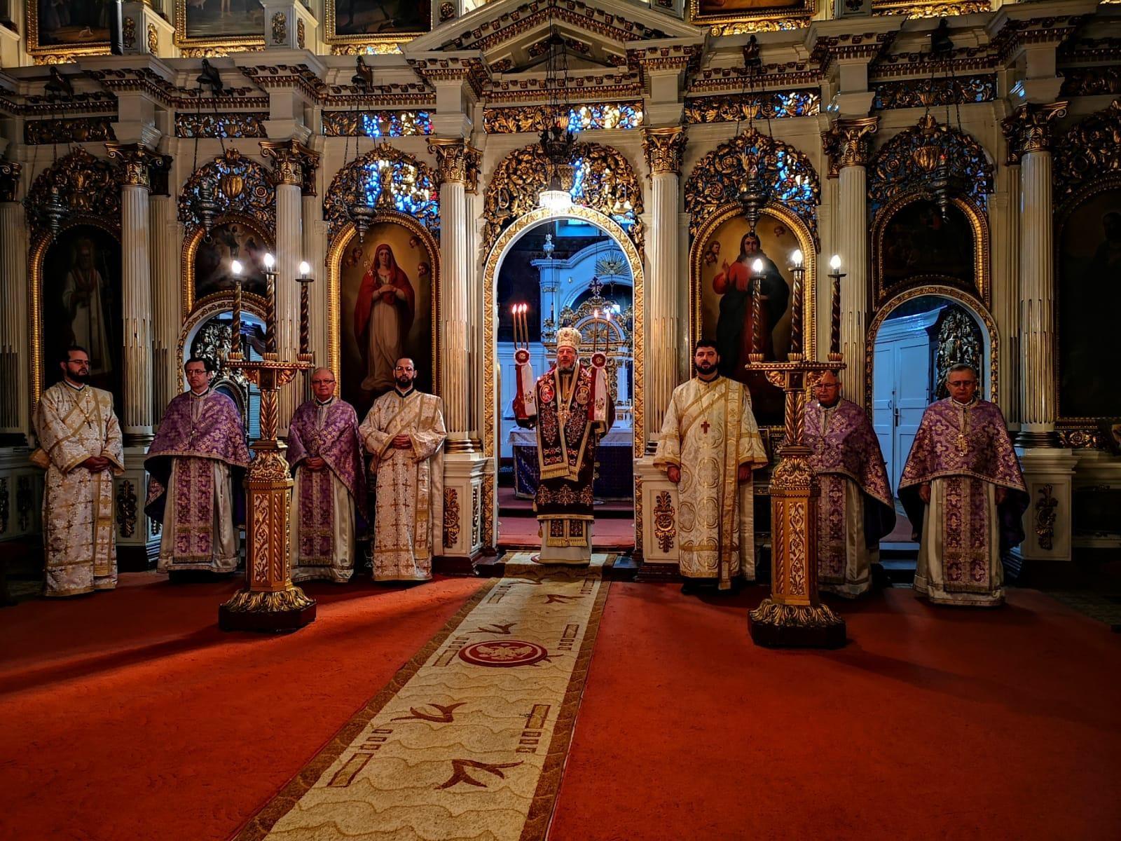 """Duminica Sfântului Ioan Scărarul. """"Dacă nu ai adresa lui Dumnezeu nu ajungi nicăieri"""" - PS Emilian Crișanul"""