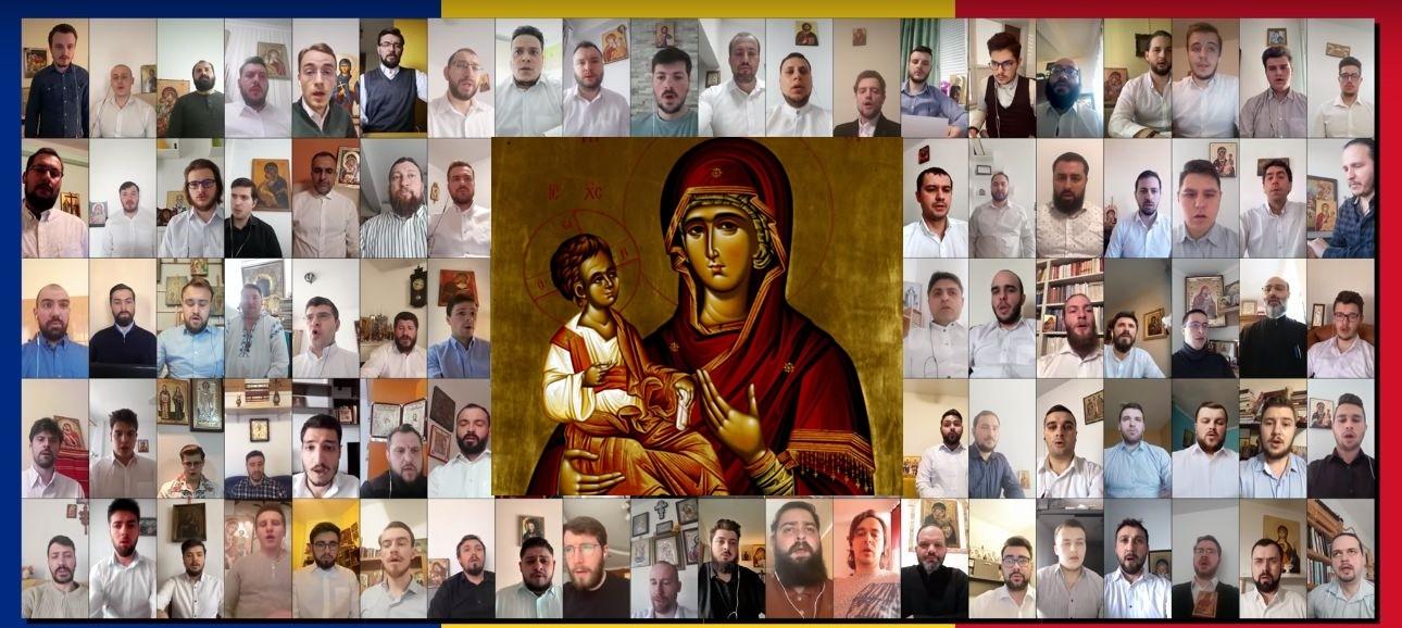În rugăciune pentru România! Proiect unic în istoria BOR, realizat de 100 de psalți din toată țara