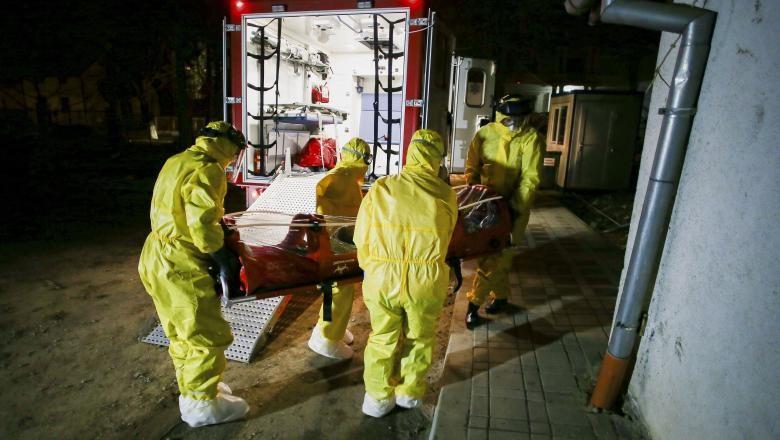 Încă 8 arădeni infectați cu coronavirus au murit