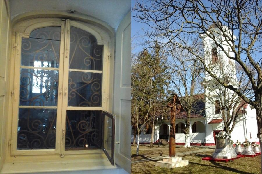 """Istoria """"ferestrei spre biserică"""" din Mănăstirea Gai se repetă astăzi la o scară mult mai largă"""