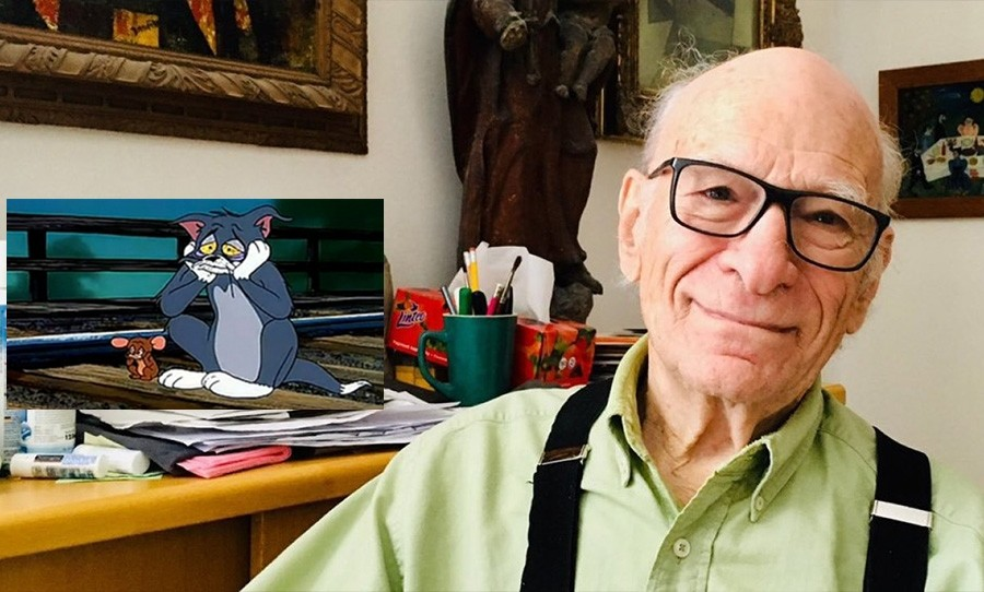 Legendarul Gene Deitch, regizonul desenelor animate Tom şi Jerry, a murit la 95 de ani