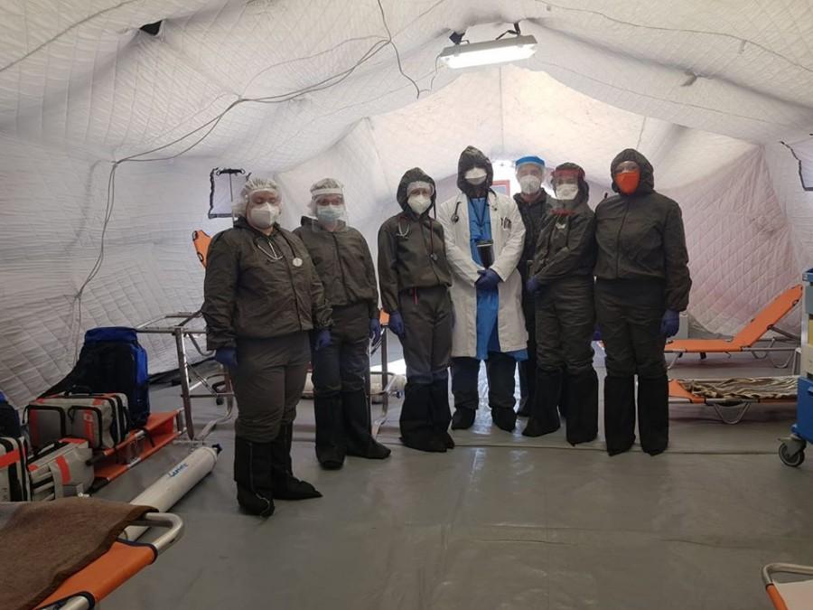 Al treilea octogenar vindecat de coronavirus la Arad!