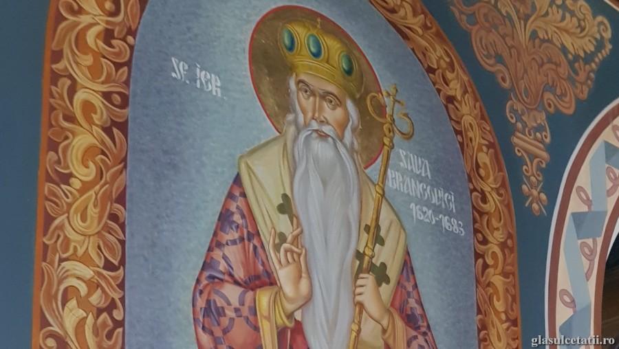 În urmă cu 400 de ani, în Cetatea Ineului se năștea un Sfânt: Sfântul Ierarh Sava Brancovici, Mitropolitul Ardealului