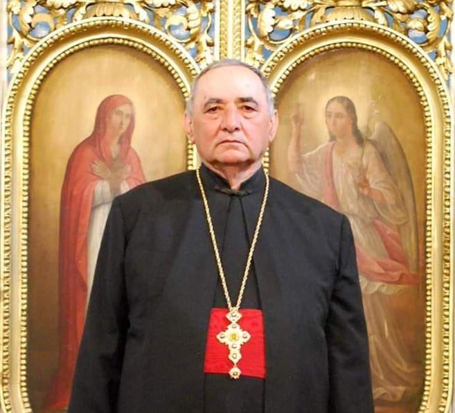 Arhidiaconul Iustin Ciumpilă, fost slujitor la Catedrala Veche, a trecut la cele veșnice la 74 de ani