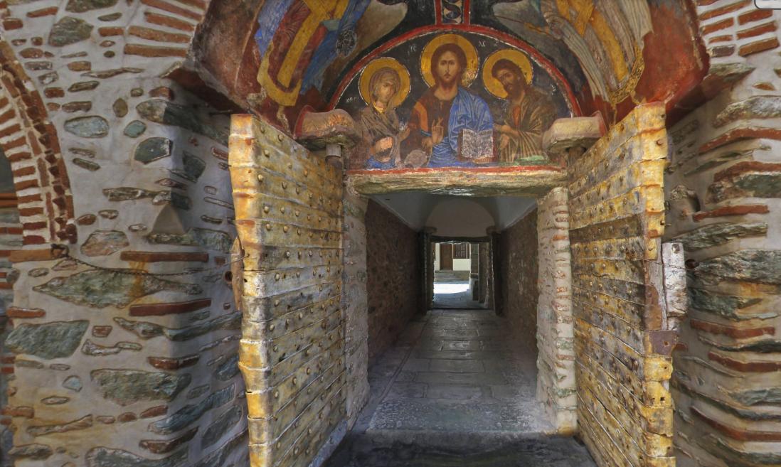 Mănăstirile din Muntele Athos pot fi vizitate online