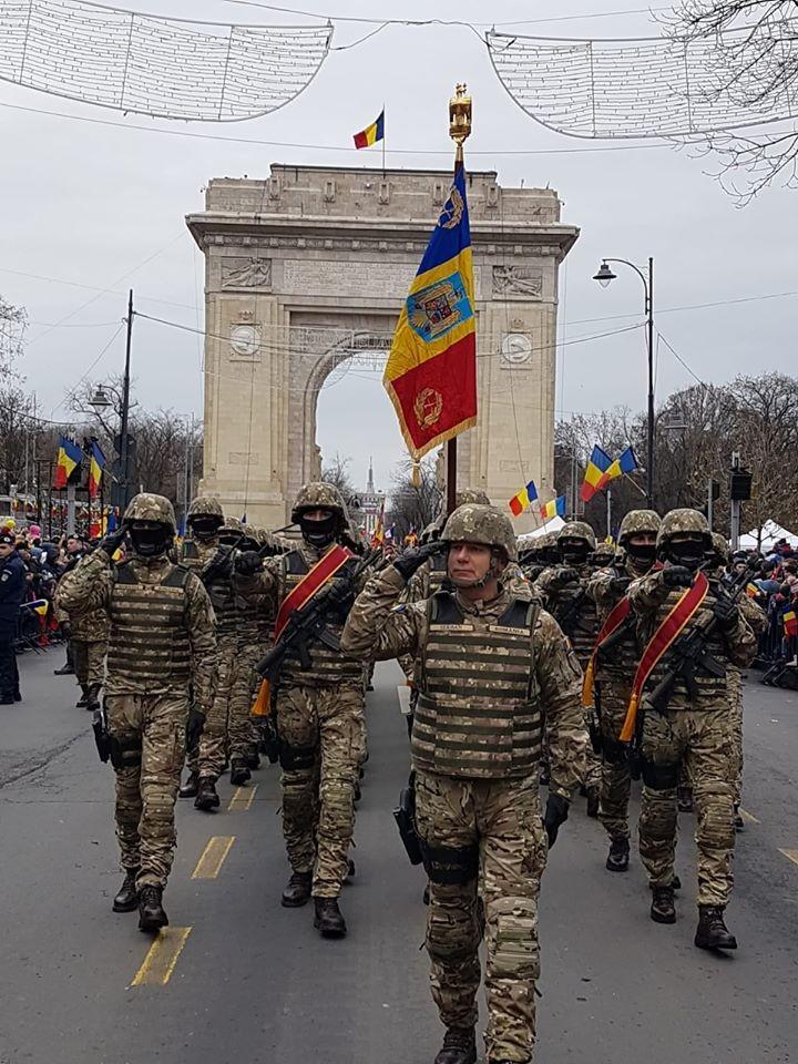 Forțele pentru Operații Speciale Române fac recrutări