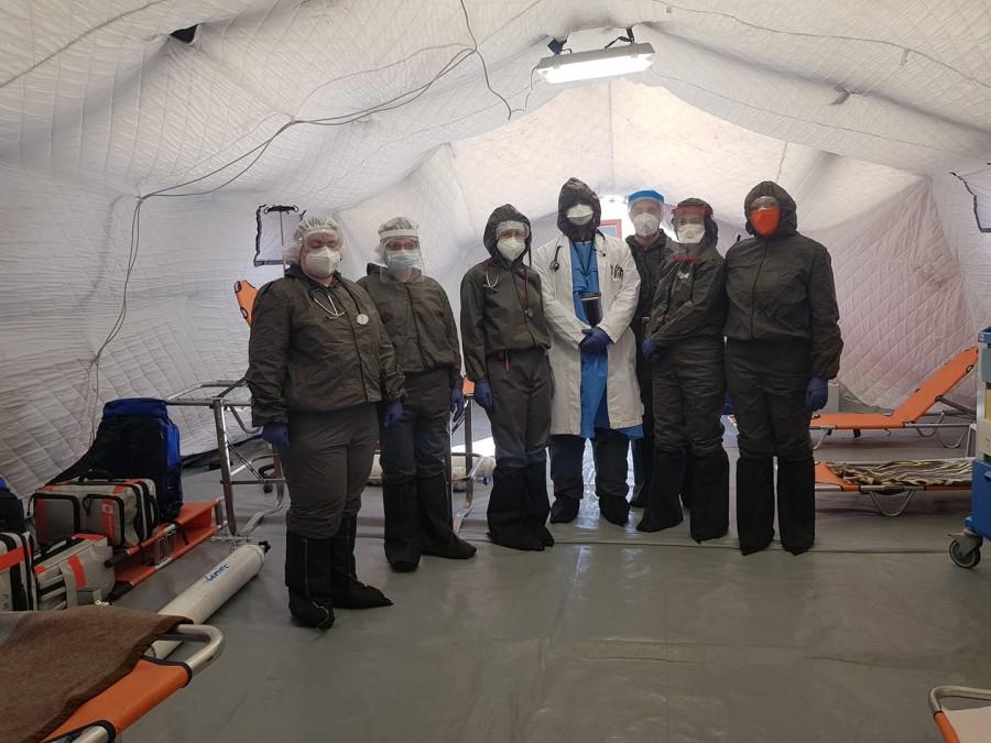 Încă 23 de arădeni vindecați de coronavirus s-au externat astăzi