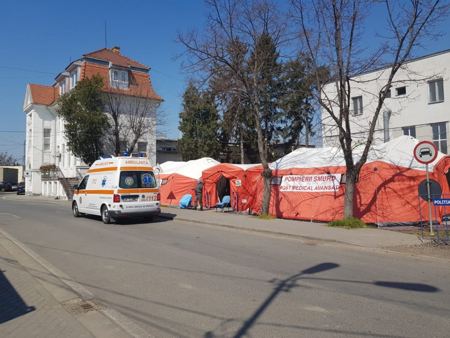 Numărul pacienților vindecați de COVID-19 la Arad a ajuns la 339