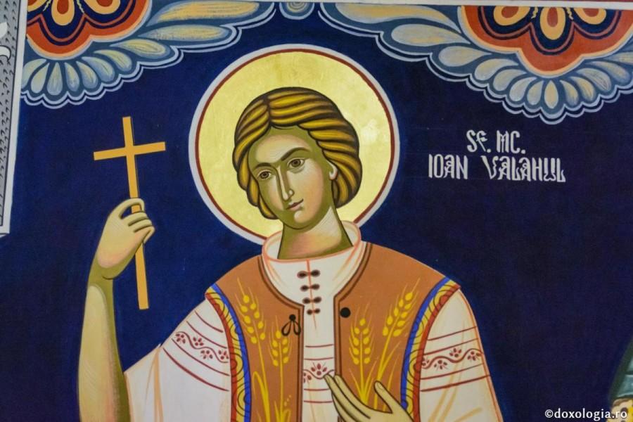Sfântul Mucenic Ioan Valahul, mângâierea celor îndepărtaţi de ţara lor