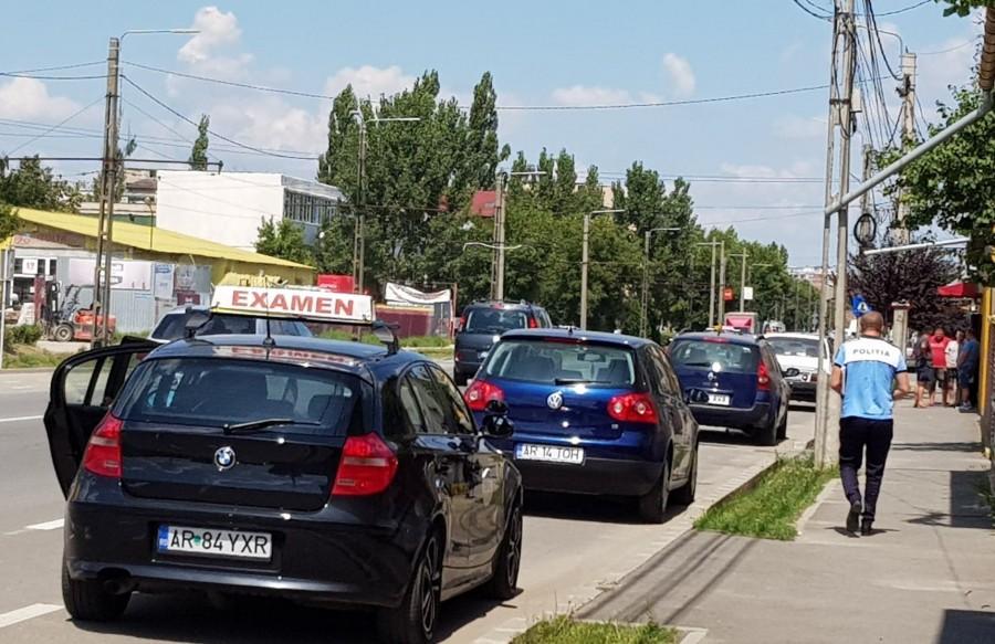 Examenele pentru permisul de conducere se reiau din luna iunie, în anumite condiții