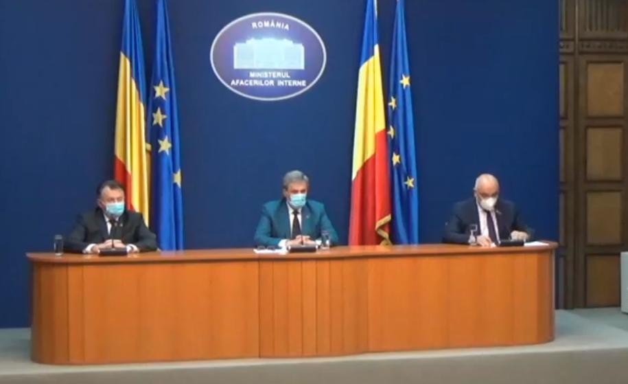 România intră în Stare de Alertă, pentru 30 de zile