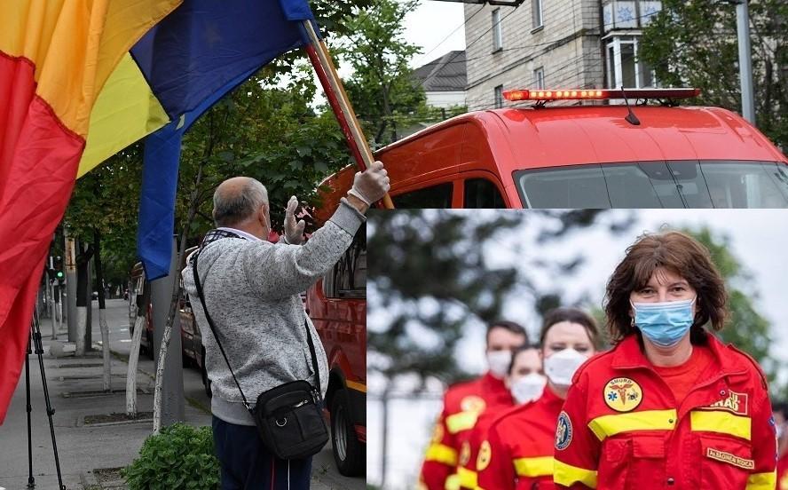 Cei 42 de medici și asistenți români care au fost în misiune în Basarabia s-au întors acasă. Din echipă au făcut parte și cinci arădeni