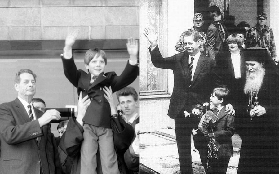 """Principele Nicolae: """"Îi datorez ÎPS Părinte Pimen întâlnirea mea, de acum 28 de ani, cu poporul român și cu Regele Mihai, bunicul meu"""""""