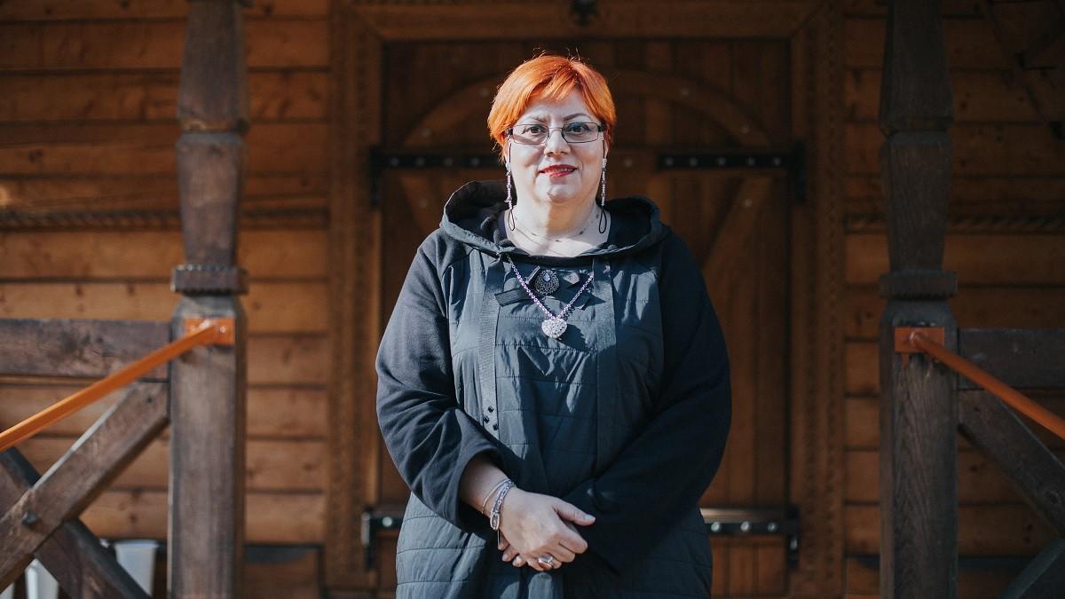 """Interviu. CORALIA COTORACI - Mamă, Medic și Rector al Universității de Vest """"Vasile Goldiș"""" din Arad"""