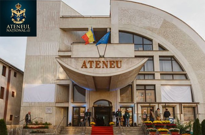Salonul Marilor Români de la Ateneul Național din Iași va cuprinde o galerie dedicată marilor duhovnici şi teologi români