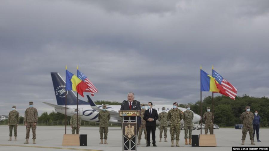 O echipă de 15 specialişti ai Armatei pleacă în SUA pentru a oferi sprijin în lupta cu COVID-19