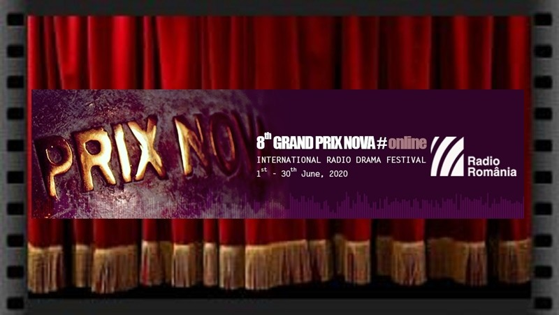Festivalul Internaţional de Teatru Radiofonic Grand Prix Nova 2020, exclusiv online de la 1 iunie