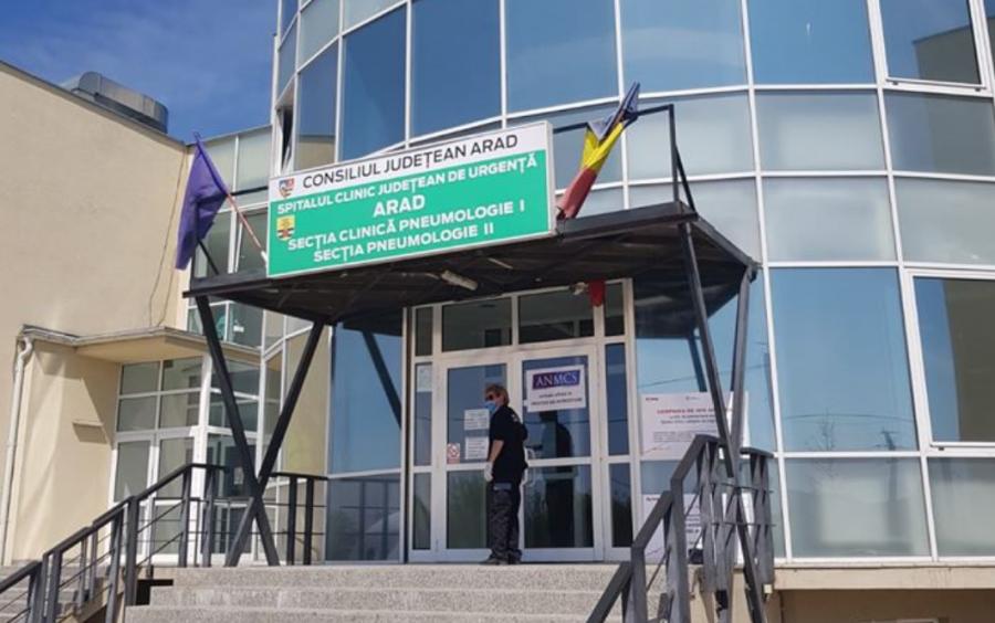 Primul pacient tratat cu plasmă, la Arad, s-a vindecat de COVID-19