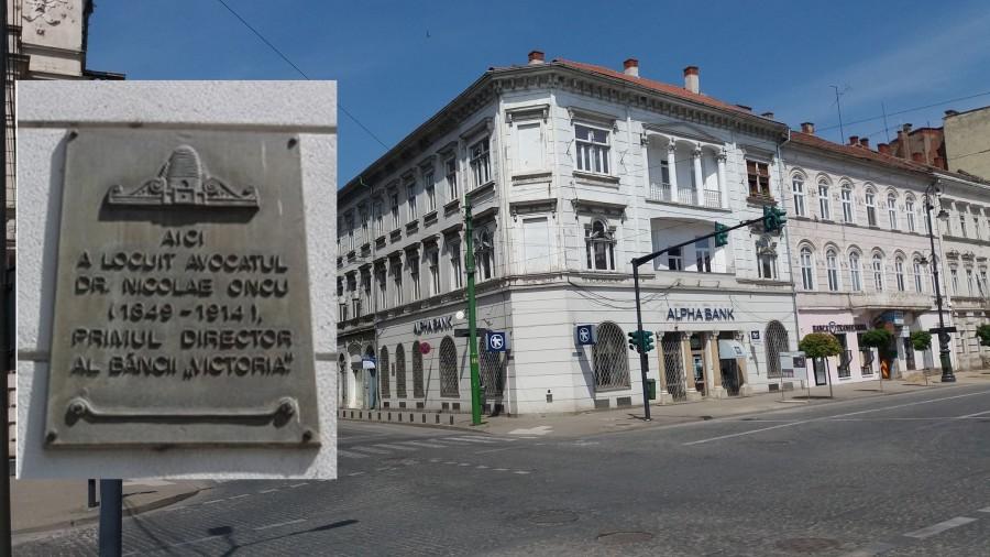 Nicolae Oncu, pruncul de țăran al cărui nume semnifica odinioară succesul tuturor acțiunilor sociale din Arad și împrejurimi
