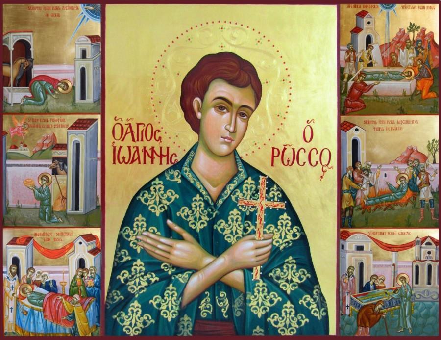 Sfântul Ioan Rusul, făclie a Bisericii lui Hristos