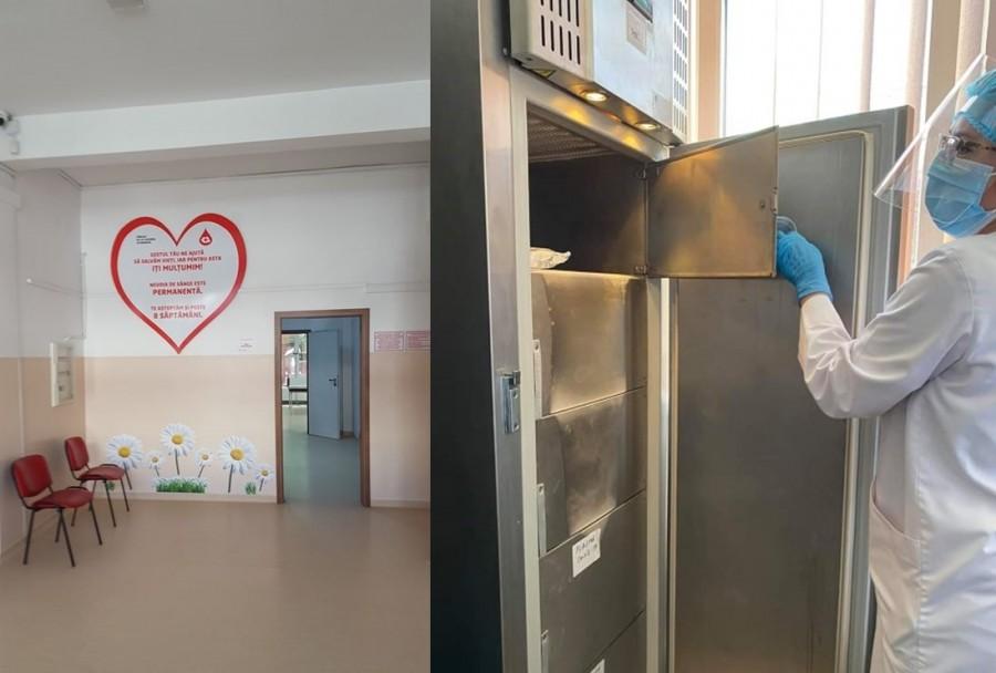 Criză de sânge la Centrul de transfuzie sanguină din Arad. Și tu poți salva o viață!