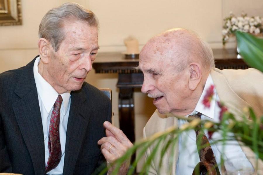 Lascăr Duiliu Zamfirescu, ultimul supraviețuitor din Clasa Palatină, a încetat din viață la 98 de ani