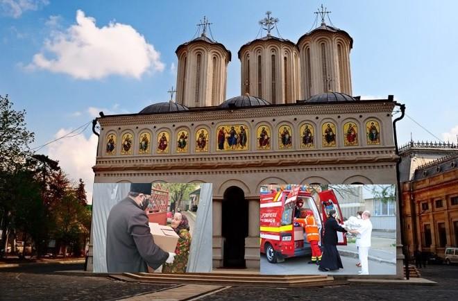 Peste 4,3 milioane de euro. Acesta este ajutorul oferit de Patriarhia Română în lupta cu pandemia de coronavirus