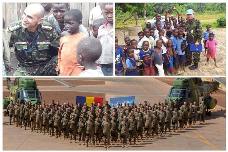 Ziua Internațională a Forțelor ONU de menținere a Păcii. România, 29 de ani de participare continuă cu trupe la acest tip de misiuni