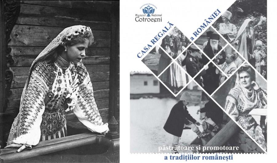 """""""Casa Regală a României, păstrătoare şi promotoare a tradiţiilor româneşti"""" - expoziție la Muzeul Naţional Cotroceni"""
