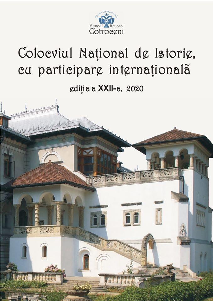 Colocviul Național de Istorie organizat de Muzeul Național Cotroceni, la a XXII-a ediție