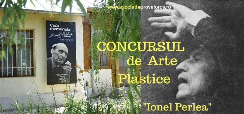 Concursul Internaţional de Arte plastice ''Ionel Perlea'', la prima ediţie. Condițiile de participare
