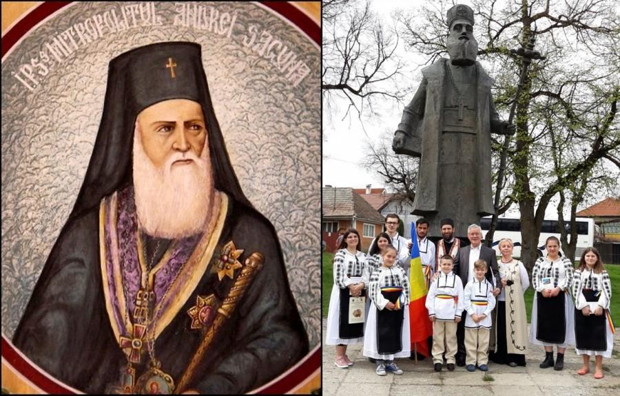 Zilele Andrei Șaguna. Mitropolitul Ardealului, omagiat în comunitatea românească din Sfântu Gheorghe