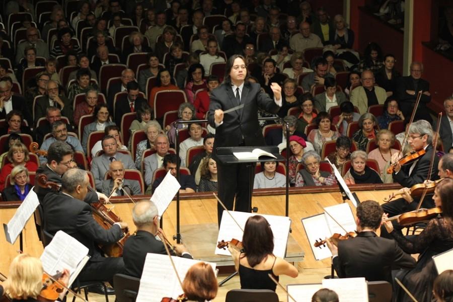 """Filarmonica """"George Enescu"""": Beethoven şi Berlioz, în programul stagiunii online de joi"""