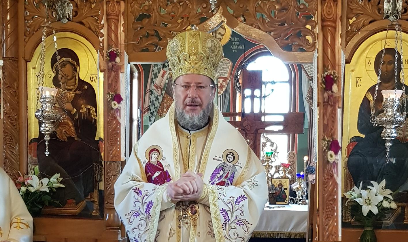 """""""Sfinții Români sunt darul poporului român pentru Dumnezeu"""" – PS Emilian Crișanul"""