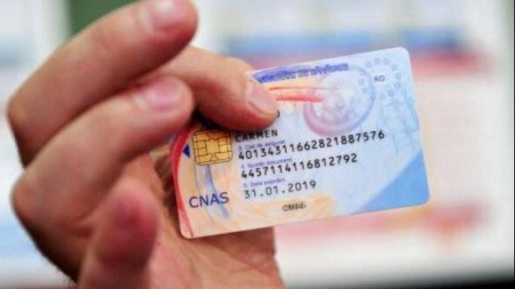 Valabilitatea cardurilor de sănătate, prelungită cu 7 ani