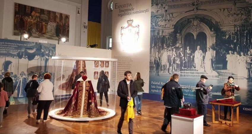 Peste 18 milioane de persoane au vizitat muzeele şi colecţiile publice din România, în 2019