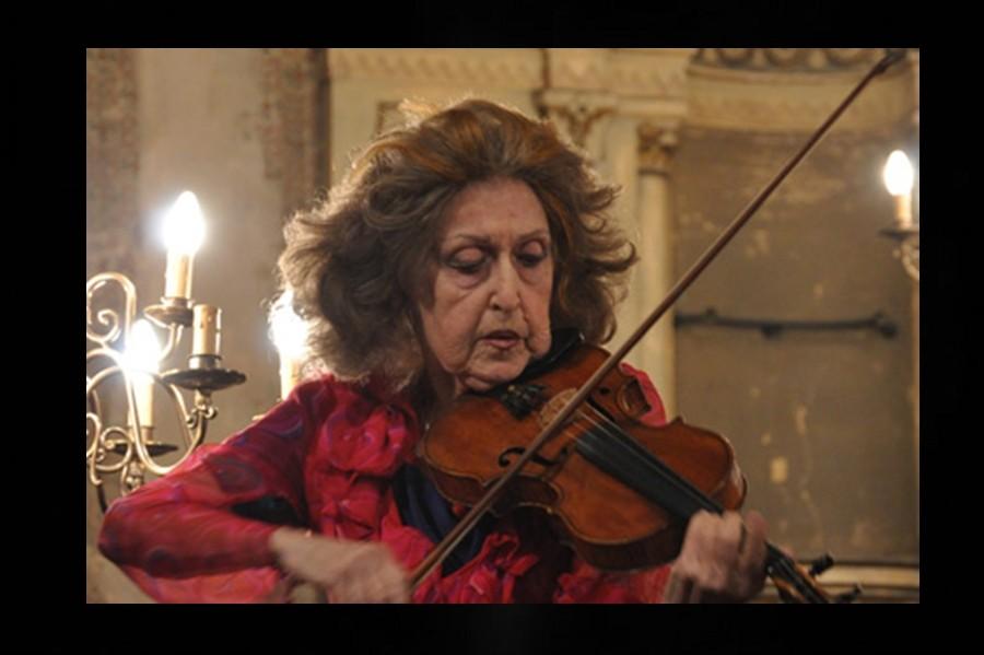 Ida Haendel, unul dintre ultimii elevi ai lui George Enescu, a încetat din viață la 91 de ani