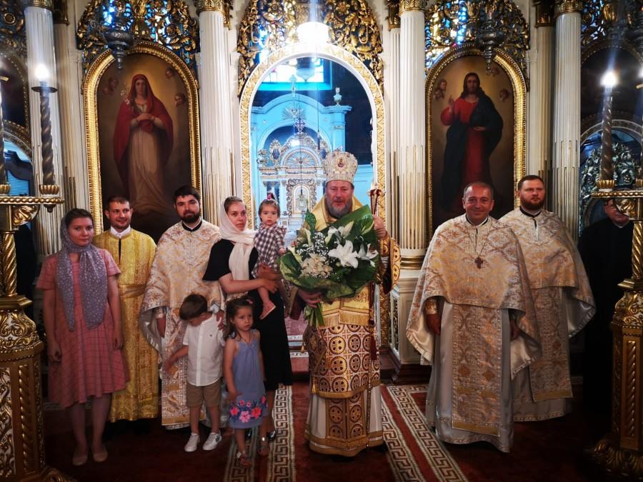 Catedrala Veche din Cetatea Aradului are un nou slujitor