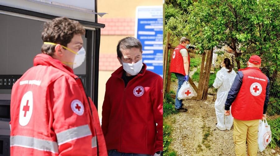 """Crucea Roşie Română a colectat peste 7 milioane de euro în campania umanitară """"România Salvează România"""""""