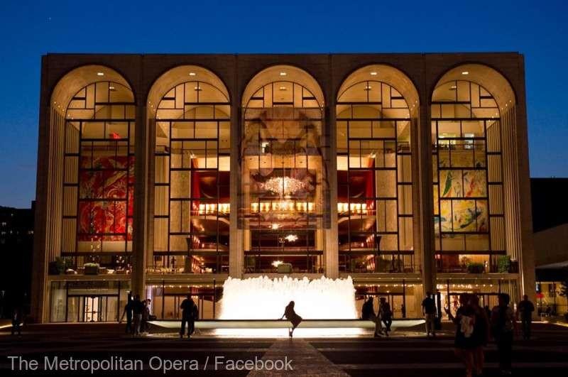 Metropolitan Opera va transmite o serie de concerte din locuri pitoreşti din SUA şi Europa