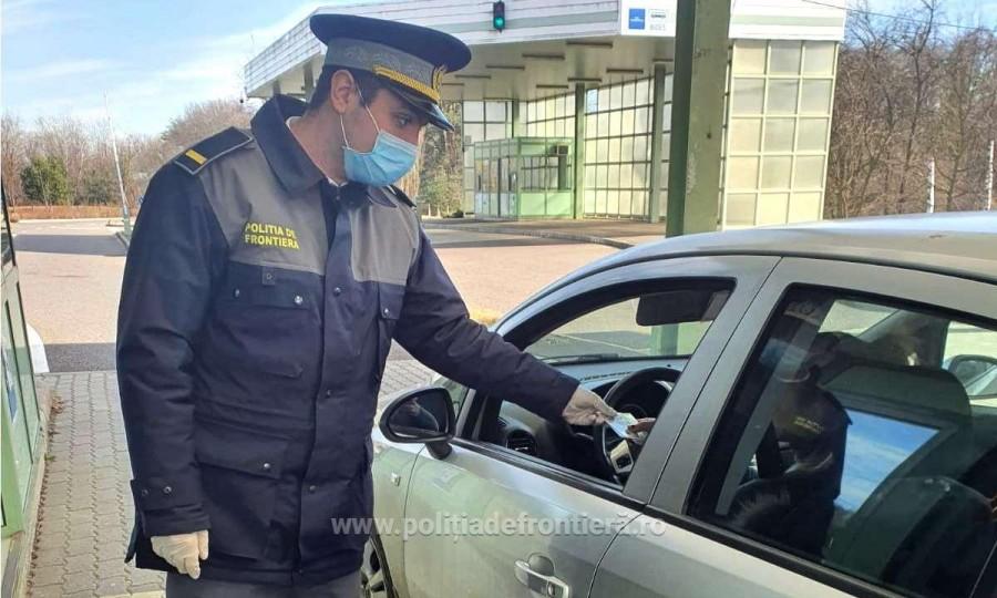 Noi restricții la trecerea frontierei în Ungaria