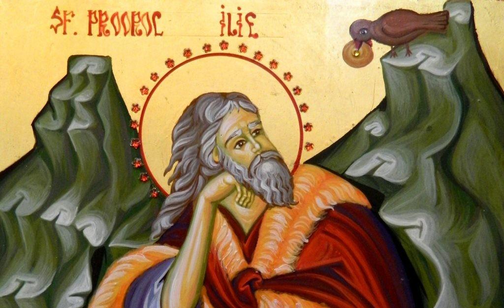 Sfântul și slăvitul Proroc Ilie Tesviteanul, slujitor neobosit al lui Dumnezeu