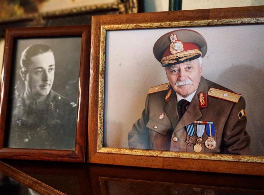 """Mesajul unui Veteran de război pentru tânăra generație: """"Vă rog să iubiți România!"""". Acum câteva zile a împlinit 95 de ani"""